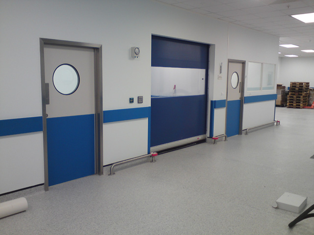 Clean room installations Dorset