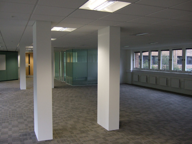 Office refit company based in Dorset